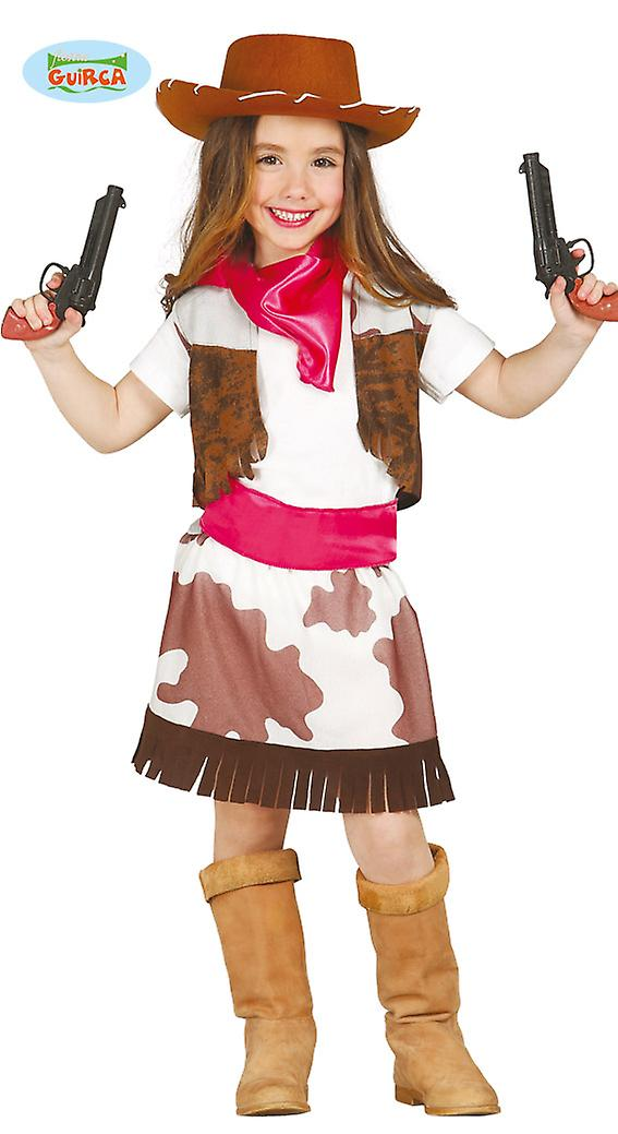 Cowgirl costume Cowgirl Western children