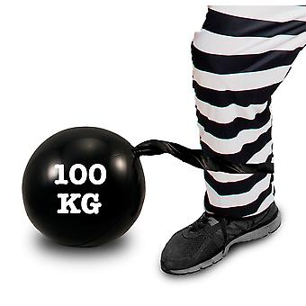 Inflatable convict ball 20 cm prison ball convict inflatable