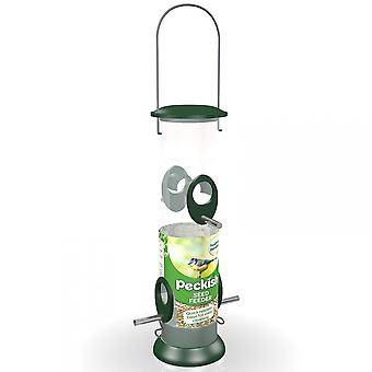 Westland Peckish Metal Bird Seed Feeder