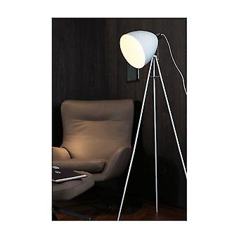 Eglo DON DIEGO Industrial Dome Floor Lamp