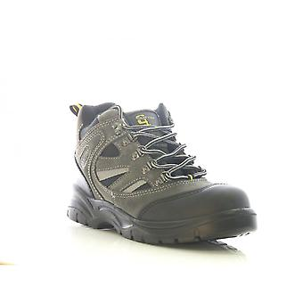 Grafters Mens Safety Boot M685 Grey