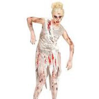 Women costumes  Miss World Zombie