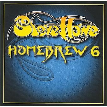 Steve Howe - Homebrew 6 [CD] USA import