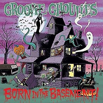 Groovie Ghoulies - født i kælderen [CD] USA importen