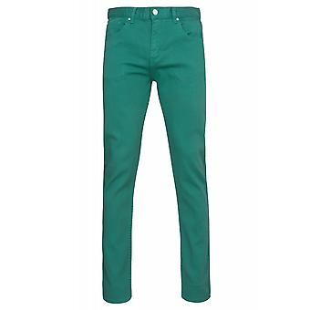 Sweet SKTBS slim colored trousers mens jeans green brand jeans