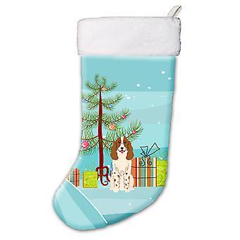 Glædelig juletræ russiske Spaniel Christmas strømpe