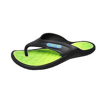 Rider Cape X AD Mens Flip Flops / Sandals - Lime