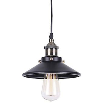 Superstudio Capra 19 -Vintage lamp - Black (Home , Lighting , Hanging lamps)