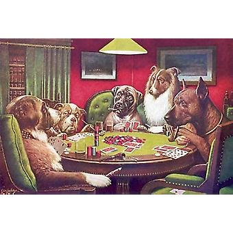 Bold Bluff Poster Print by Cassius Marcellus Coolidge (25 x 19)