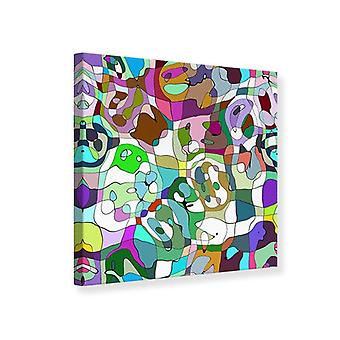 Canvas Print Cubist Paintings