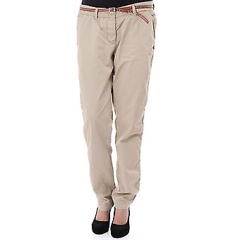 Maison Scotch Womens Lt Weight Pima Cotton Chino With Belt