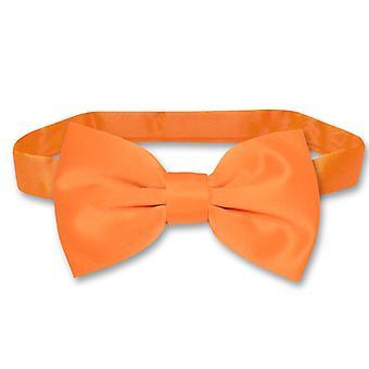 Vesuvio Napoli BOWTIE Solid Men's Bow Tie for Tuxedo or Suit