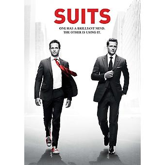 Suits Brilliant Mind Poster Poster Print