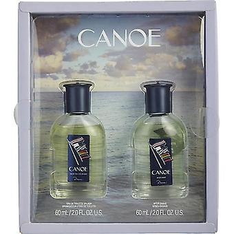 Canoe By Dana Edt 2 Oz & Aftershave 2 Oz
