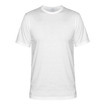 Sunspel Sunspel Q82 Hvid kortærmet T-Shirt