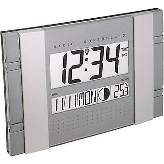 Radio Wall clock Techno Line 02666 WS 8001 290 mm x 25 mm x 190