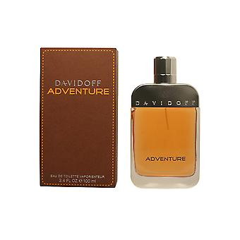 Davidoff Adventure Eau De Toilette Vapo 100ml Mens Perfume Scent Sealed Boxed