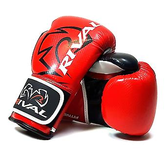 Rival RB7 Fitnessplus Bag Boxing Gloves - Red Black