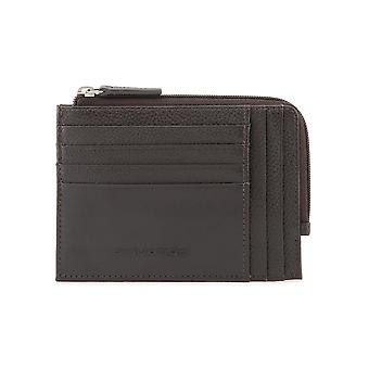 Piquadro Men Wallets Brown