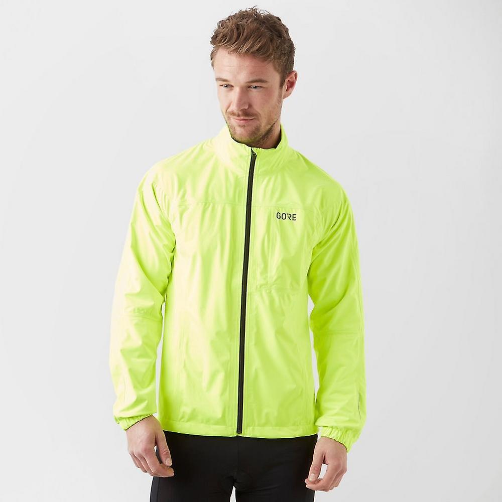 Nouveau Gore Hommes R3 GORE-TEX de plein air Active veste Jaune