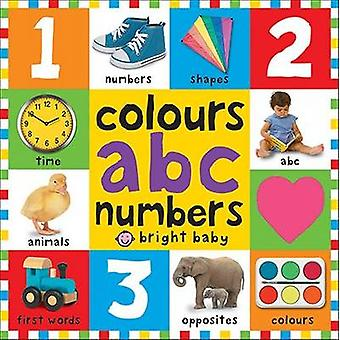 Colours ABC Numbers by Roger Priddy
