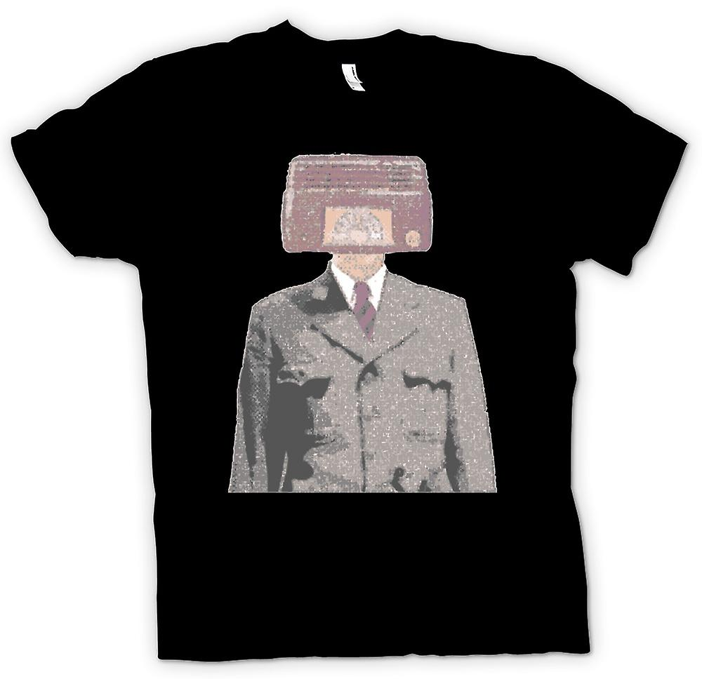 Herren T-Shirt - Radiohead - Pop Art - Design-