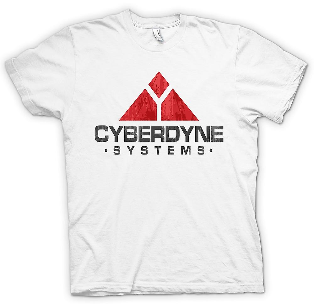 Heren T-shirt - Cyberdyne Systems - Terminator
