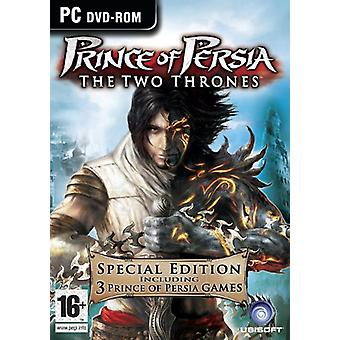 Prince of Persia to troner (PC DVD)