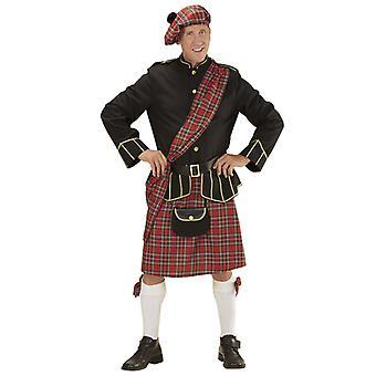 Traje escocés
