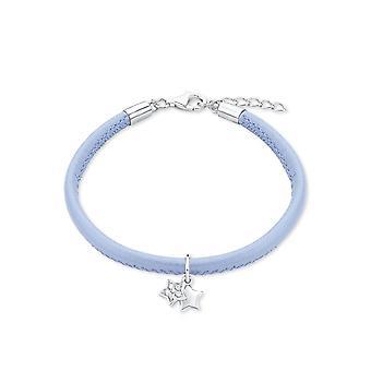 s.Oliver Jewel Kinder und Jugendliche Armband Silber Stern 2015022