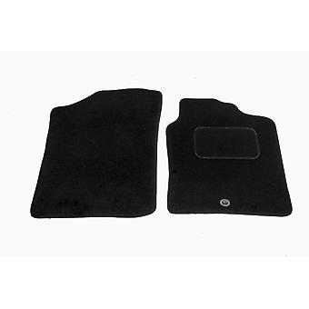 Fully Tailored Car Floor Mats - Citroen SYNERGIE 1994-2002 Black