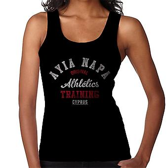 Ayia Napa Original Athletics Training Women's Vest