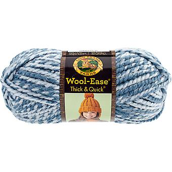 Wool-Ease Thick & Quick Yarn-Peppermint