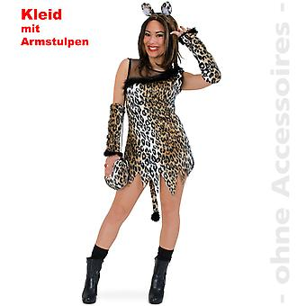 Cat sexy costume ladies Kitty Leopard Cat Lady costume