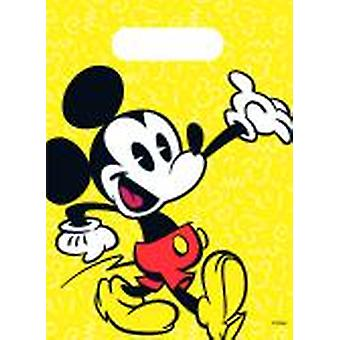 Mickey super cool Mickey Mouse party bags kids birthday 6 pieces