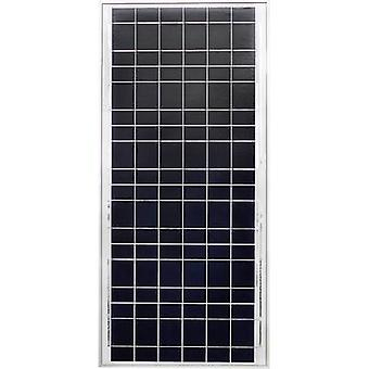 Sunset AS 60 monokrystallinske solpanel 60 W 12 V
