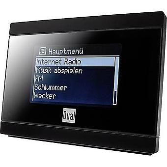 Dual IR 2A Internet Radio adapter Black