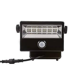 Solar spotlight 16 W Cold white DioDor DIO-FL16W-