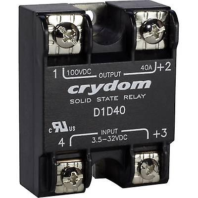 Crydom D1D80 Solid State Relay, DC Output