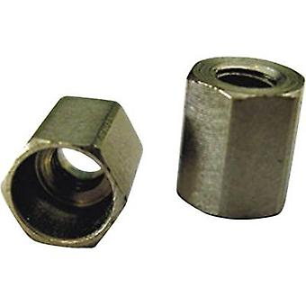 224502 Clevis lock nut M2 Steel 10 pc(s)