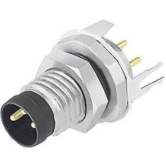 Binder 09 3423 81 06 Sensor/actuator built-in connector M8 Plug, mount No. of pins (RJ): 6 1 pc(s)