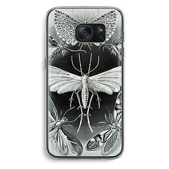 Samsung Galaxy S7 gjennomsiktig sak (myk) - Haeckel Tineida