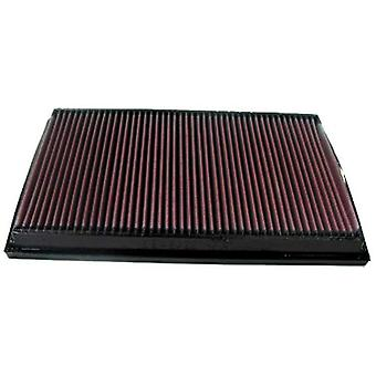 K&N 33-2750 High Performance Replacement Air Filter