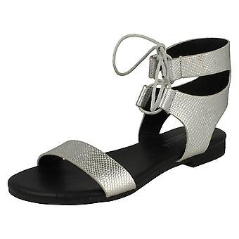 Ladies Savannah Open Toe Aztec Style Sandals F0955