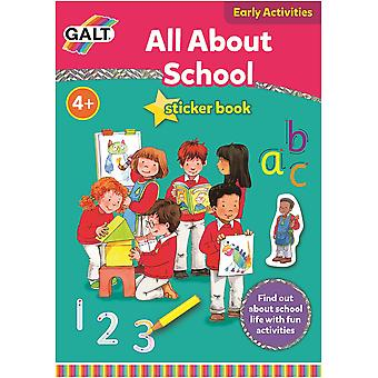 Galt All About School Book