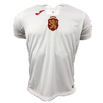 2018-2019 Bulgaria Home Joma Football Shirt