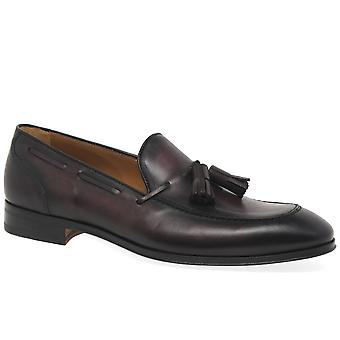 Paco Milan Gibraltar Mens Tassle Loafers