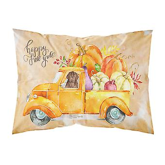 Fall Harvest Newfoundland Fabric Standard Pillowcase