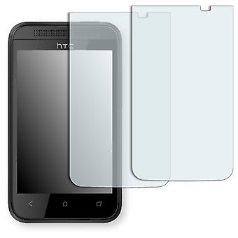 HTC G2 screen protector - Golebo crystal clear protection film