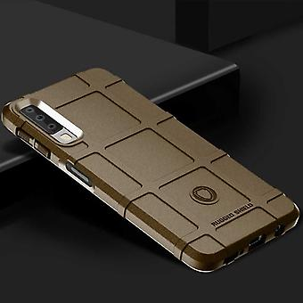 For Samsung Galaxy A9 A920F 2018 shield series outdoor brown bag case cover protection new